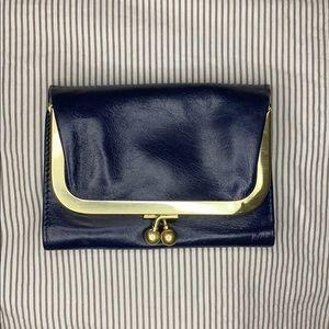 Hobo wallet (blue)